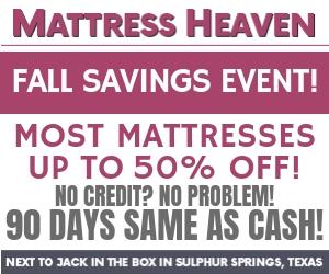 Mattress Heaven Sidebar One