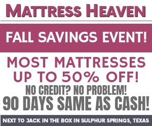 Mattress Heaven Sidebar One